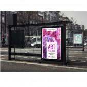 Abri/Shelter Poster