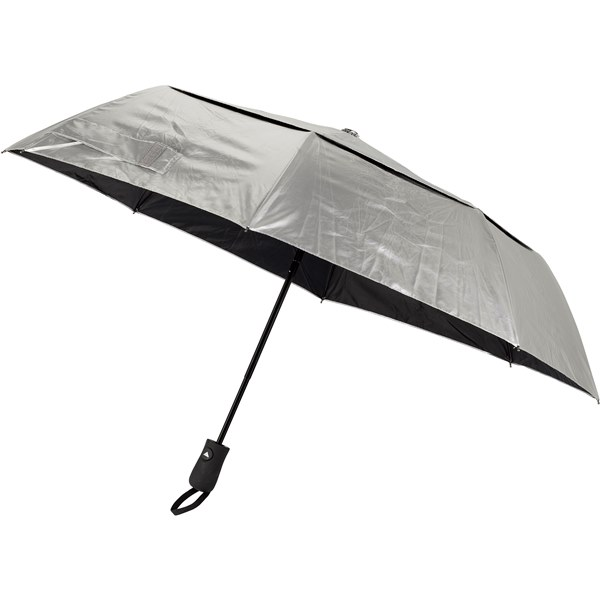 Foldable Automatic Polyester (190T) Umbrella