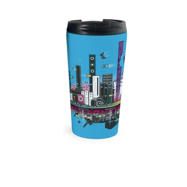 Duraglaze® Rio Photo Travel Mug