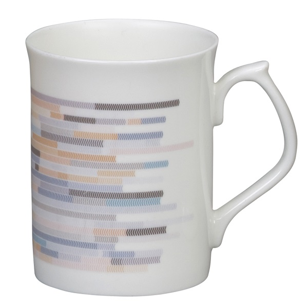 Topaz Bone China Mug