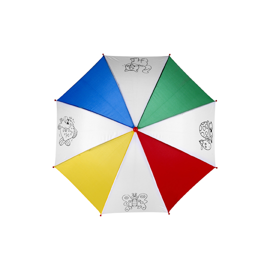 Colour in Umbrella