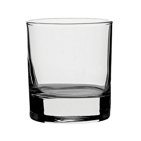 Double Old Fashioned Whisky Glass