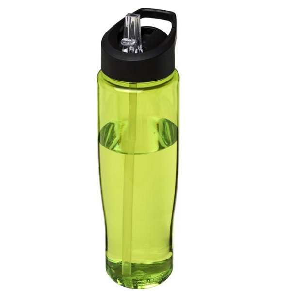 H2O Tempo® 700 ml Spout Lid Sport Bottle