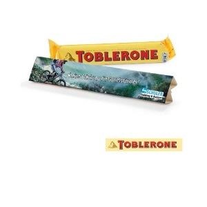 Chocolate Toblerone Bar