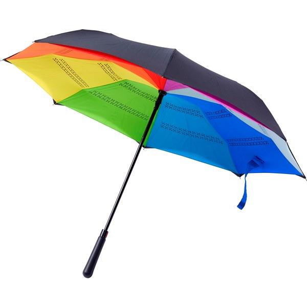 Automatic Reversible Pongee (190T) Umbrella