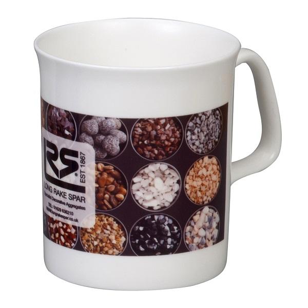 Marlborough Dye Sublimation Mug