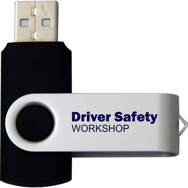4GB Express Twister USB