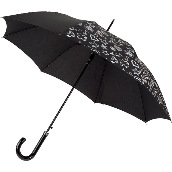 Colour Changing Automatic Umbrella