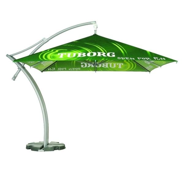 Cantilever Parasol (Square Canopy)