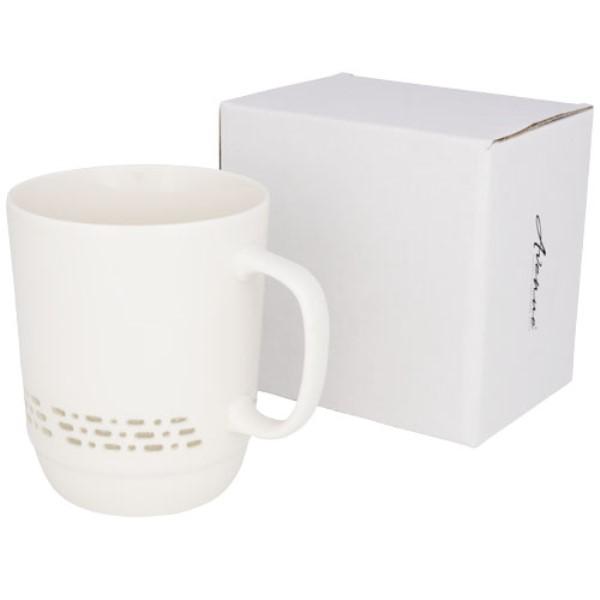 Glimpse See-Trough Ceramic Mug