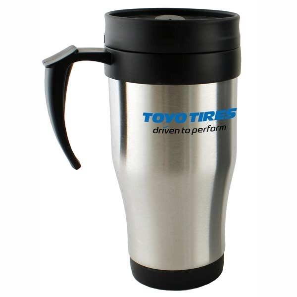 Stainless Steel Thermal Mug