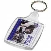 Zia S6 Classic Keychain with Plastic Clip
