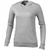 Stokes Hooded Ladies Sweater