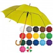 Wooden Automatic Umbrella