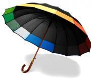 Rainbow Tip Umbrella
