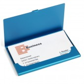 Alum Card Holder