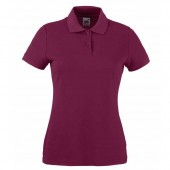 Fruit Of The Loom Lady Polo