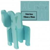 3D Foam Animal Puzzle Elephant