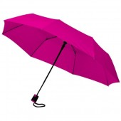 Wali 21'' Foldable Auto Open Umbrella