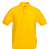 Fruit Of The Loom Child Polo