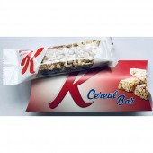 Double Branding with Branded Chocolate or Cereal Bar