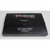 A4 Polypropylene Box Wallet
