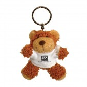 Buster Bear Key Ring