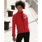 Russells Ladies Softshell Jacket