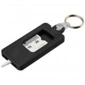 Kym Tyre Tread Check Keychain
