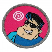 Woven Patch (70mm)