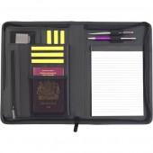 Romney Oversize A5 Zip Tabletfolio
