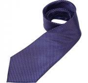 Micro Polyester Woven Tie