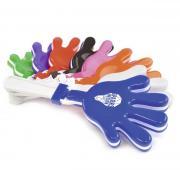 Small Plastic Hand Clapper