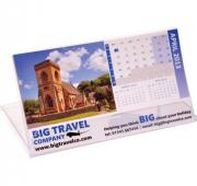 Jewel Case Desk Calendar