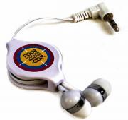 Retractable In Ear Headphones