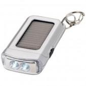 Solar Torch Keychain