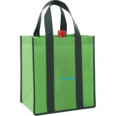 Verdant Non-Woven Bottle Bag