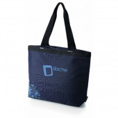 Snowflake Shopper Cooler