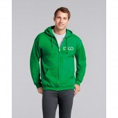 Gildan Full Zip Hooded Sweatshirt