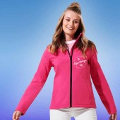 Regatta Ablaze Ladies Printable Softshell Jacket