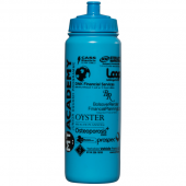 Olympic 750cc Fingergrip Bottle