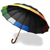 Rainbow Tip Umbrella