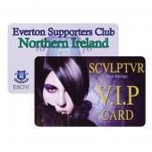 Plastic Membership Card FC