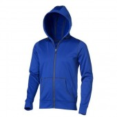 Moresby Hooded Full Zip Sweater