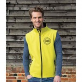 Result Printable SoftShell Gilet