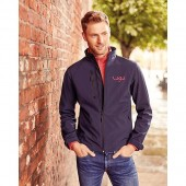 Russells Mens Softshell Jacket