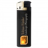 BIC J38 Gold Hood Lighter