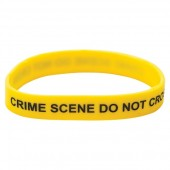 Silicone Wristband (Adult: Recessed & Infilled Design)