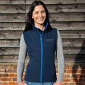Result Ladies Printable SoftShell Gilet